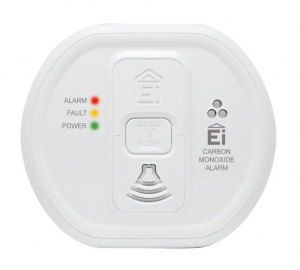 Free CO alarm for all gas boiler replacements