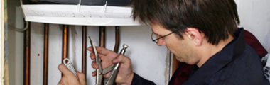 Professional boiler repair from PC Heating & Plumbing